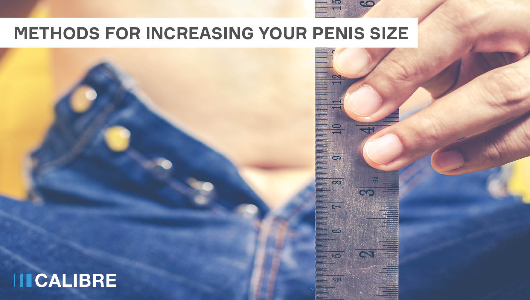 Increasing your penis size